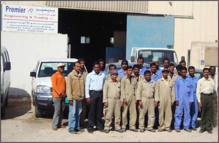 Premier Engineering - Metal Fabrication Division