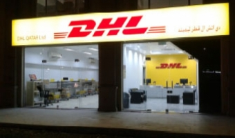 Office Interior Fitout Works at DHL Barwa Village