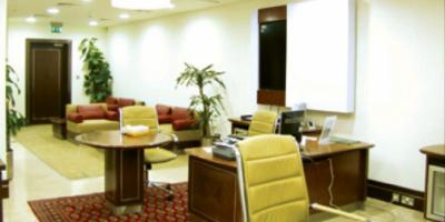 CBQ Office inside HMC Binmahmoud