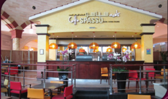 Cafe Spasso at Doha