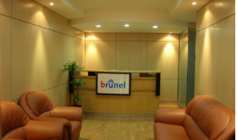 Office fit out for Brunel